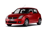 Suzuki Swift 2004-2011