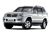 Toyota Land Cruiser Prado 120 2002-2009