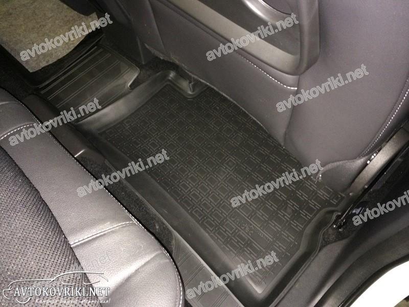 Коврики в салон для Ford Kuga 2013- <b>NorPlast</b>