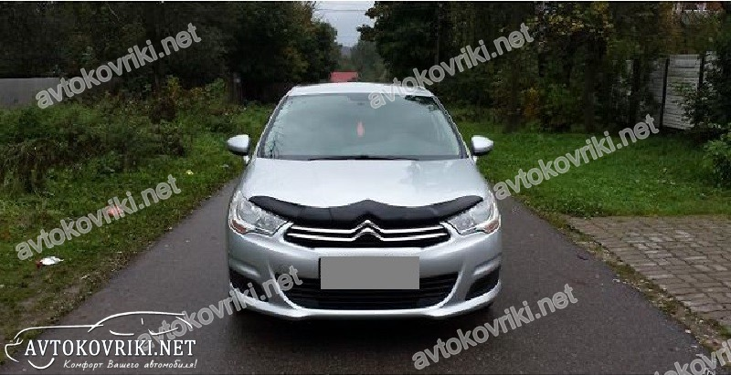 citroen c4 hatchback дефлектор