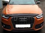 Дефлектор капота для Audi Q3 2011-