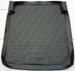 Резиновый коврик в багажник Volkswagen Passat B6 Sedan 2005-2011