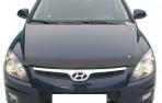 Дефлектор капота для Hyundai i30 2007-2012 с логотипом