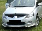 Дефлектор капота для Mitsubishi Grandis 2003-2010