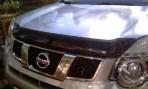 Дефлектор капота для Nissan X-Trail (T31) 2007-