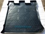 Резиновый коврик в багажник Volkswagen Sharan 2004-2010
