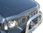 Дефлектор капота для Suzuki Jimny 1998-