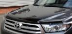 Дефлектор капота для Toyota Highlander II 2010-2013