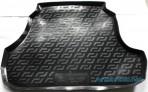 Резиновый коврик в багажник Zaz Forza Sedan 2011-