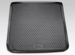 Коврик в багажник автомобиля Subaru Tribeca DM 2011- полиуретановый черный