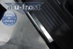 Alufrost Накладки на пороги Volkswagen Transporter T5 2003-