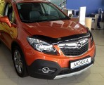 Дефлектор капота для Opel Mokka 2013-