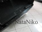 Nataniko Накладка на задний бампер для Mercedes-Benz Vito (W639) 2004-