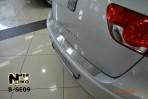 Накладка на задний бампер для Seat Altea XL/FREETRAK 2007-