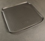 Коврик в багажник для Seat Altea XL/Freetrak 2004-2015 полиуретановый
