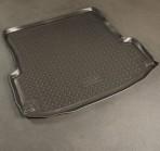 Коврик в багажник для Skoda Octavia Tour 1996-2010 полиуретановый