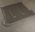 Коврик в багажник для Toyota Land Cruiser Prado 120 2002-2009 полиуретановый