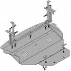 Защита двигателя для Infiniti FX45 2003-2008
