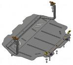 Защита двигателя для Seat Altea/Seat Altea XL/Freetrak 2004-2015