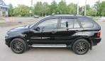 Sim Дефлекторы окон для BMW X5 (E53) 2000-2007