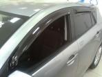 Sim Дефлекторы окон для Mazda 3 Hatchback 2009-2013