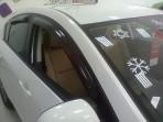 Sim Дефлекторы окон для Mazda 3 Sedan 2009-2013