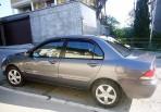Sim Дефлекторы окон для Mitsubishi Lancer 2003-2007
