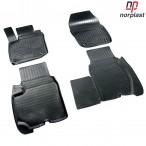 NorPlast Коврики в салон для Honda Civic Hatchback 2012-
