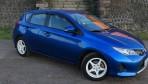 Дефлекторы окон для Toyota Auris 2013-