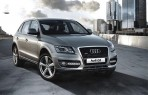 Штатные дневные ходовые огни LED-DRL для Audi Q5 2008-2012