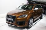 Штатные дневные ходовые огни LED-DRL для Audi Q7 2008-