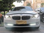 Штатные дневные ходовые огни LED-DRL для BMW 5 (F10) 2011-
