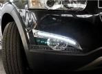 Штатные дневные ходовые огни LED-DRL для Chevrolet Captiva 2012-