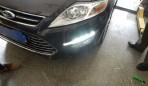 Штатные дневные ходовые огни LED-DRL для Ford Mondeo 2011-2013