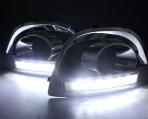 Штатные дневные ходовые огни LED-DRL для Great Wall Haval M4 2012-