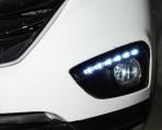 AVTM Штатные дневные ходовые огни LED-DRL для Hyundai ix35 2010-