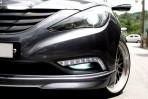 Штатные дневные ходовые огни LED-DRL для Hyundai Sonata YF 2010-