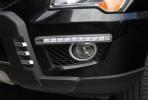 Штатные дневные ходовые огни LED-DRL для Kia Sportage II 2008-2009