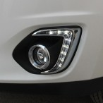 Штатные дневные ходовые огни LED-DRL для Mitsubishi ASX 2013-