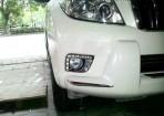 Штатные дневные ходовые огни LED-DRL для Toyota Land Cruiser Prado 150 2010-