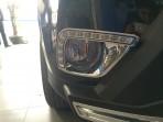 Штатные дневные ходовые огни LED-DRL для Toyota RAV4 2013- V1
