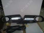 Штатные дневные ходовые огни LED-DRL для Volkswagen Jetta 2011-