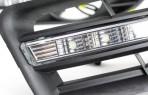 Штатные дневные ходовые огни LED-DRL для Volkswagen Passat B6 2005-2011