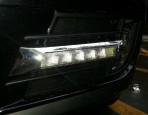 Штатные дневные ходовые огни LED-DRL для Volkswagen Tiguan 2013- V1