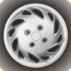 SKS Колпаки колесные с эмблемой R14 (202)