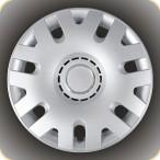 SKS Колпаки колесные с эмблемой R14 (204)