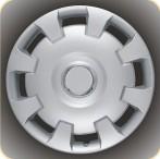 Колпаки колесные с эмблемой R14 (206)