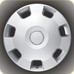 SKS Колпаки колесные с эмблемой R14 (207)