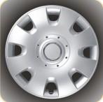 SKS Колпаки колесные с эмблемой R14 (209)