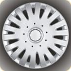 SKS Колпаки колесные с эмблемой R14 (211)